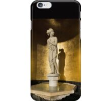 The Marble Lady and Her Shadow iPhone Case/Skin