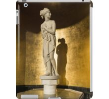 The Marble Lady and Her Shadow iPad Case/Skin
