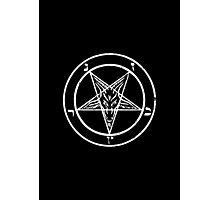 Pentagram Photographic Print