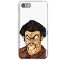 Mr Satan iPhone Case/Skin