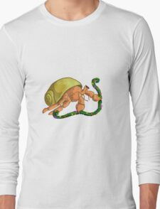 Christmas Hermit Long Sleeve T-Shirt