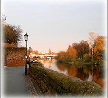 Chester River Walk by Harri