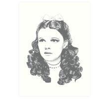 Dorothy - Clean Art Print