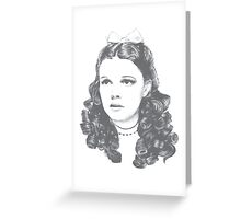 Dorothy - Clean Greeting Card
