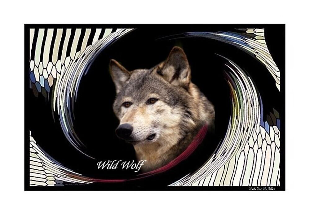Wild Wolf by Madeline M  Allen
