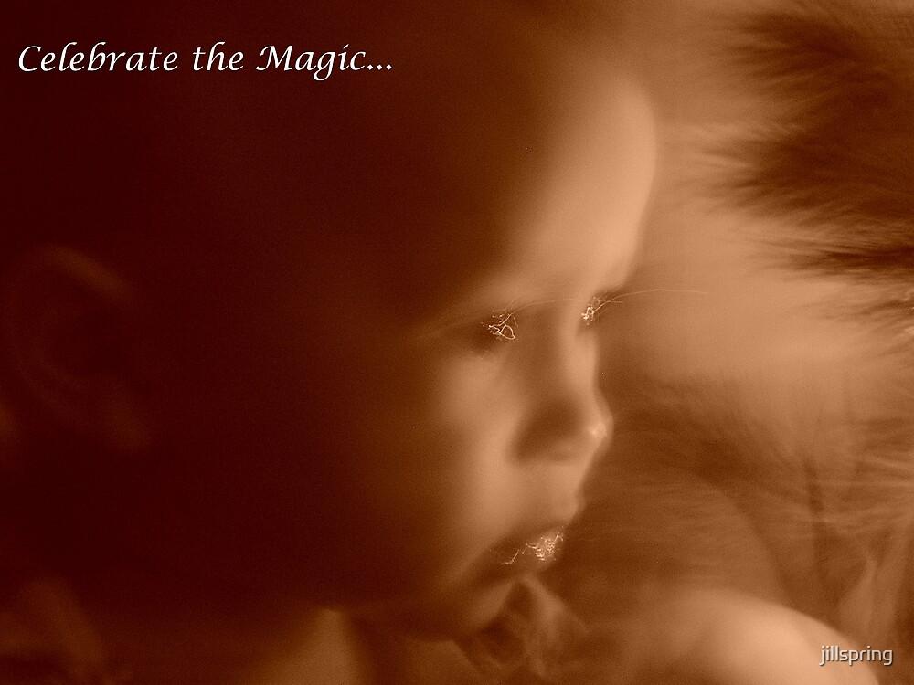 Celebrate the Magic by jillspring