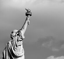 Statue of Liberty by lebeccio