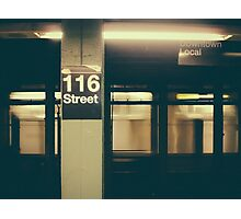 Subway Photographic Print