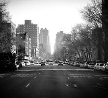 New York City Street by Jasper Smits