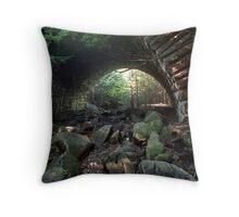 Acadia Bridge Throw Pillow
