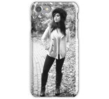 Winter fashion iPhone Case/Skin