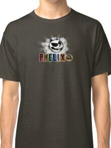 Phelix the Skull (The Wonderful Skull) - Retro Font Version Classic T-Shirt