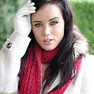 Winter portrait by Peter Stone