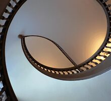 Staircase by Peter Fletcher