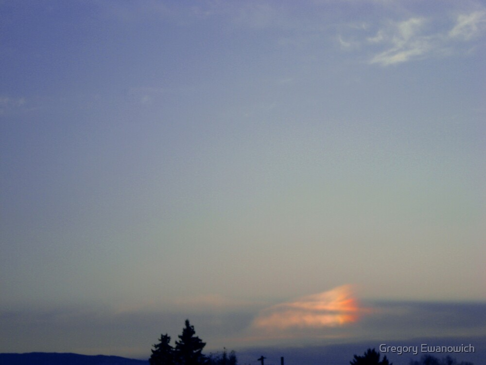 Sun Dog? by Gregory Ewanowich