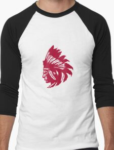 Native Men's Baseball ¾ T-Shirt