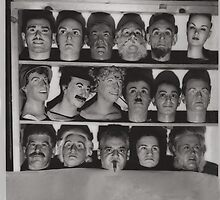 Which Is The Real Ventriloquist Head - Hollywood 1951 by BritishYank