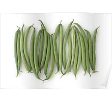 Green Beans as a Healthy and Nutritious Vegetable Poster