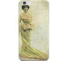 Vintage Fashion 2 iPhone Case/Skin