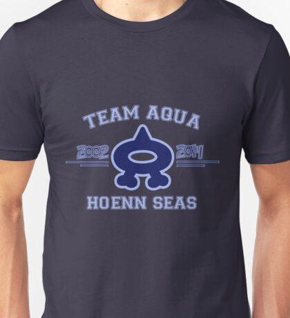 Team Aqua Unisex T-Shirt