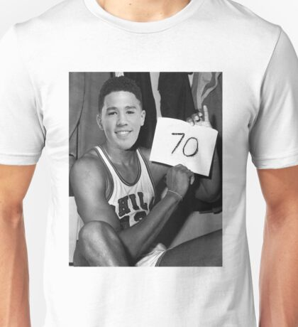 Devin Booker - 70pts vs Celtics Unisex T-Shirt