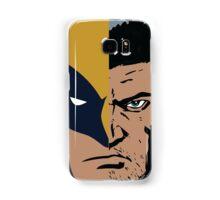Wolverine Logan Face Samsung Galaxy Case/Skin