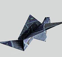 Flapping Bird III by Elvis Diéguez
