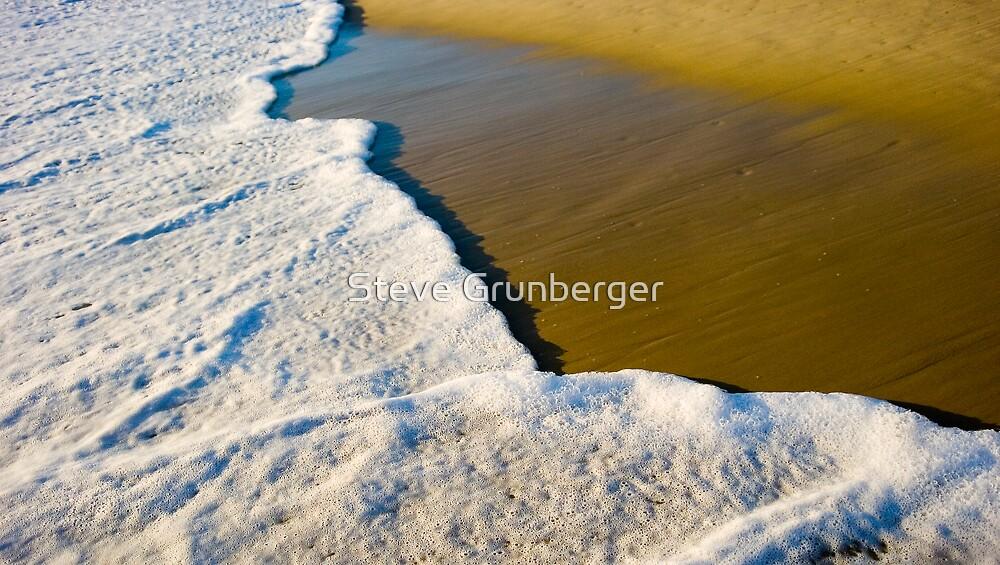 Ocean Foam by Steve Grunberger
