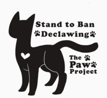 Stand to Ban Declawing - The Paw Project by PawProject