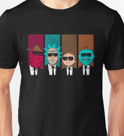 Rickservoir Dogs Unisex T-Shirt