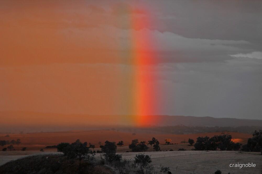 Dusty Rainbow by craignoble