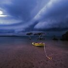 safe anchorage by Tony Middleton