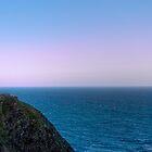 Byron Bay Light House - HDR by Steve Grunberger