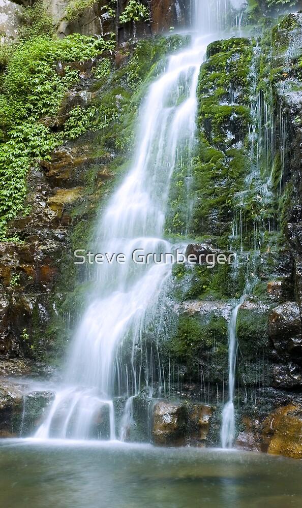 Minnamurra Falls by Steve Grunberger