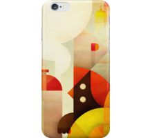 Canopy Bird  iPhone Case/Skin