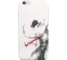 Antidepressivum V title iPhone Case/Skin