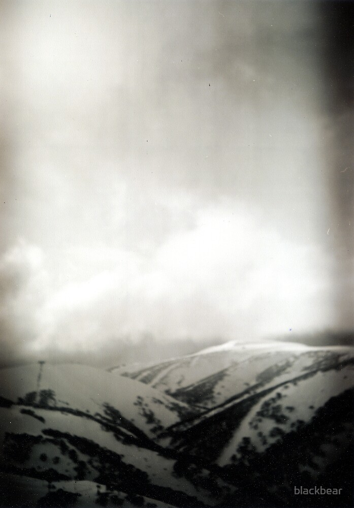 snow by blackbear