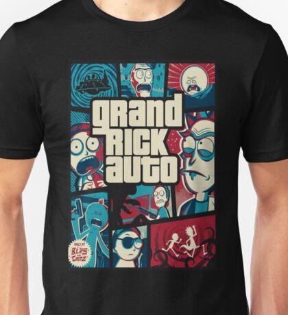 Grand Rick Auto Unisex T-Shirt