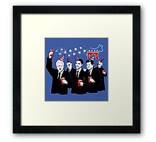 Democratic Party Framed Print
