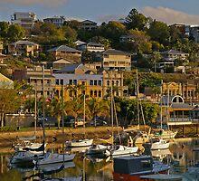 Ross Creek Sunrise #3 - Townsville North Queensland by Paul Gilbert