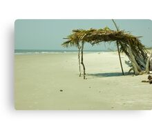 Little Tybee Island Canvas Print