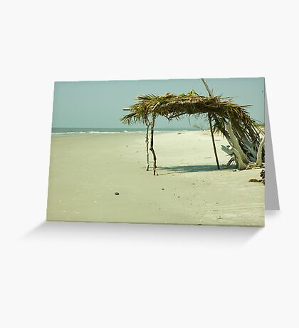 Little Tybee Island Greeting Card
