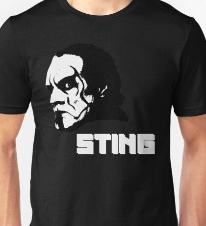 White n' Black | STING Unisex T-Shirt