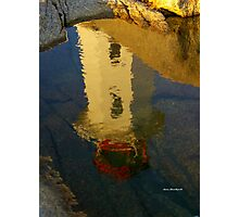 A Reflection on a Clear Day.... Photographic Print