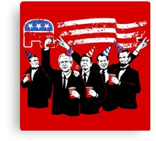 Republican Party Canvas Print