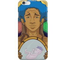Jaden Smith Knows All iPhone Case/Skin