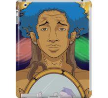 Jaden Smith Knows All iPad Case/Skin