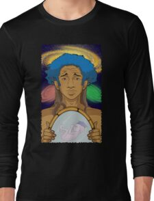 Jaden Smith Knows All Long Sleeve T-Shirt