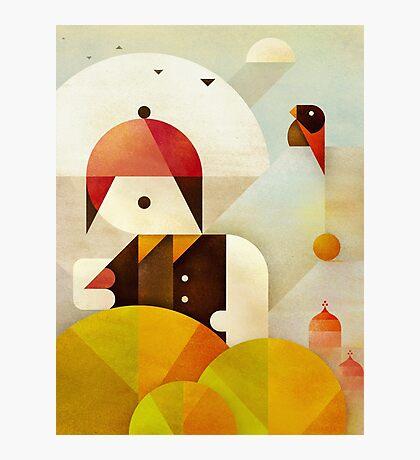 Birdman  Photographic Print