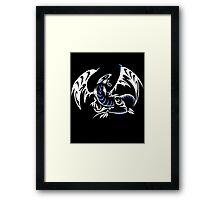 OL' Blue Eyes Framed Print